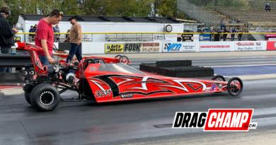 Braden Bowden Midwest Bracket Racing