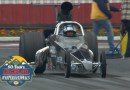 Paul Nero wins Top Dragster at the Winternationals