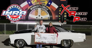 Xtreme Raceway signs multi year deal with IHRA