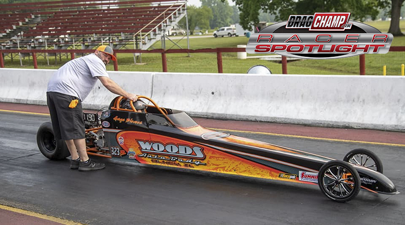 DragChamp Racer Spotlight with Gage Blevens