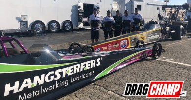 Sackman Brothers to Run Top Alcohol Dragster, Top Dragster at NHRA Gatornationals