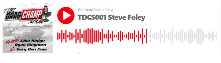 Steve Foley Podcast Image