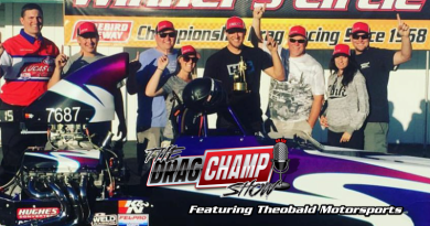 The DragChamp Show with Theobald Motorsports