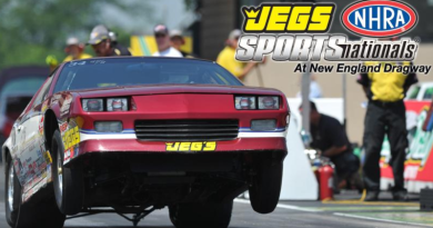 NHRA Jegs Sportsnationals at New England