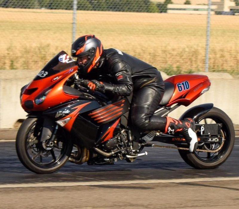 jeff massong motorcycle winner woodburn triple crown