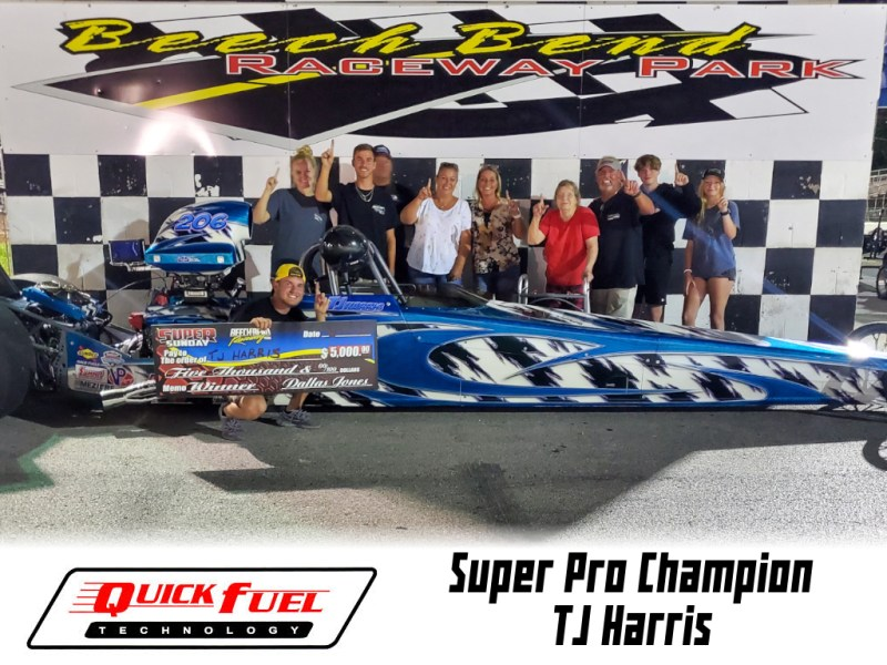 tj harris super pro winner