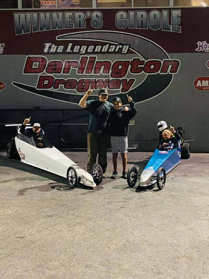 brian yerger junior dragster race of champions winner