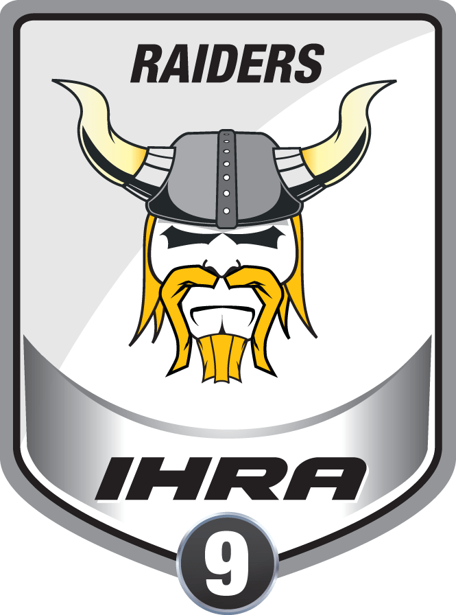 raiders logo ihra divsion 9