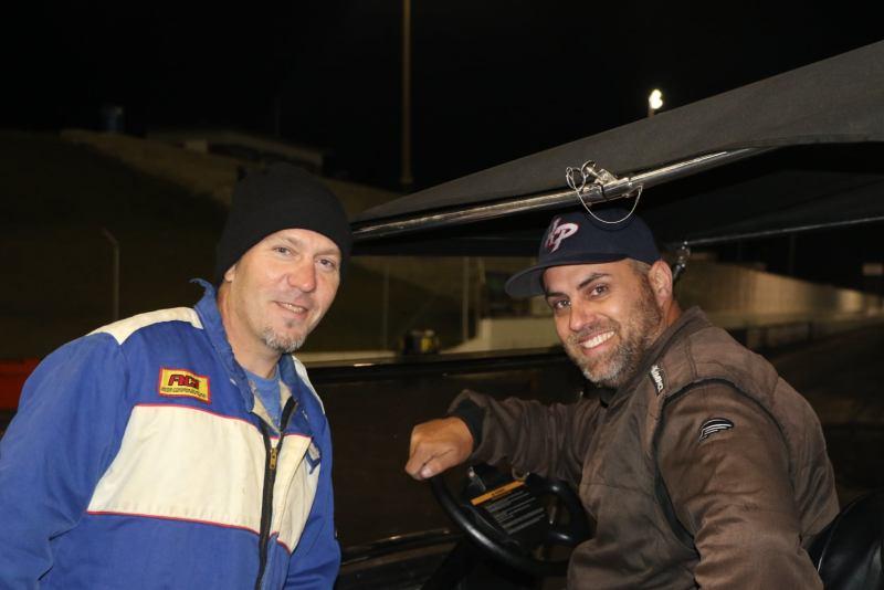 Lee Crawford 64 car high rollers runner up. j denise spink photo