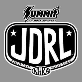 junior drag racing league logo
