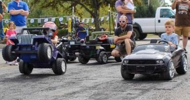central ohio power wheels drag racing