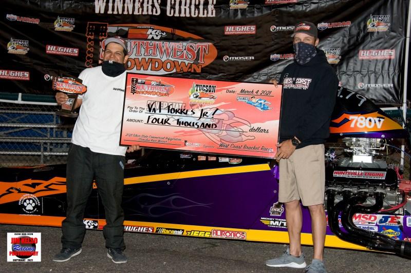 Val Torres Jr 4k stimulus winner
