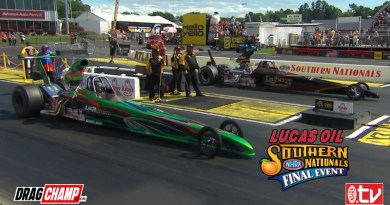 2021 NHRA Southern Nationals preview