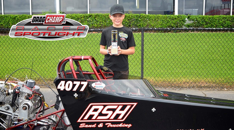 Douglas Hughes Continues Family Racing Tradition