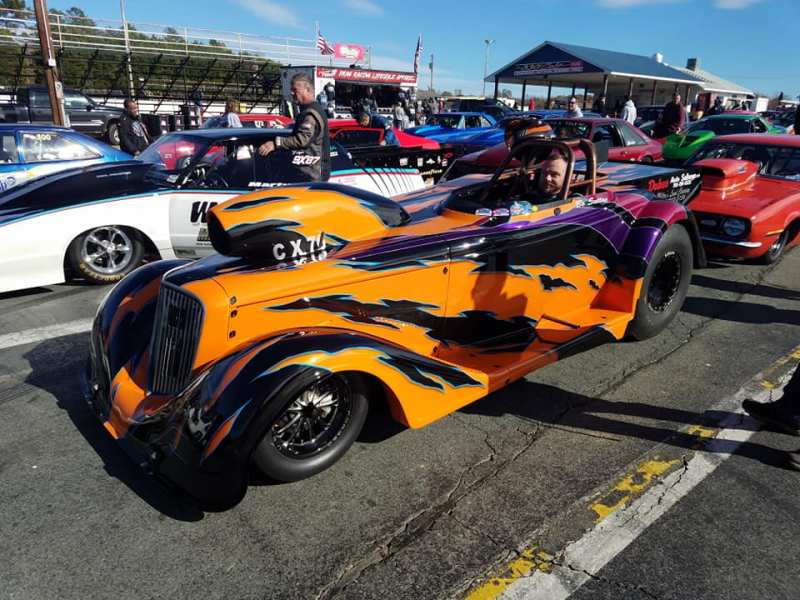 staging lanes american doorslammer nationals2