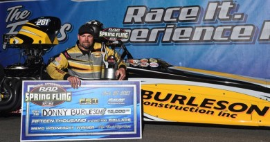 wednesday $15K warm-up winner donny burleson spring fling galot