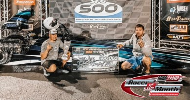Shane Carr April Racer of the Month