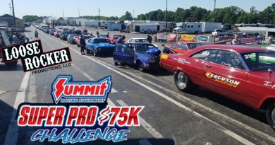 loose rocker super pro $75k challenge lanes