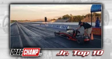 DragChamp Jr Racer Top 10 List with Dawson Rogers