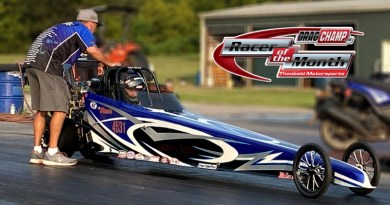 Graeme Rufenacht May Jr. Racer of the Month