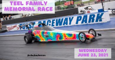 Teel Family Memorial Race