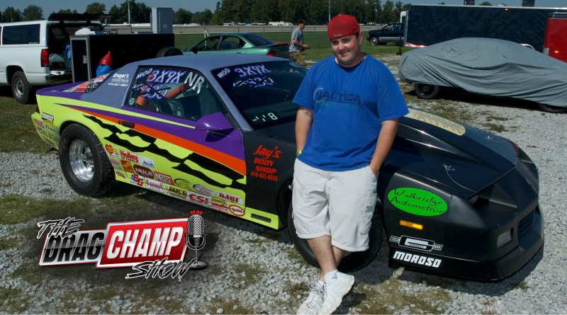The DragChamp Show Podcast with Rick Baehr