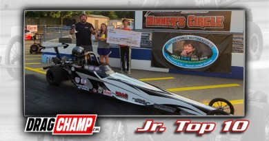 DragChamp Jr Racer Top 10 List with Logan Grayson