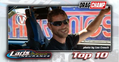 DragChamp Top 10 List with Nick Hastings