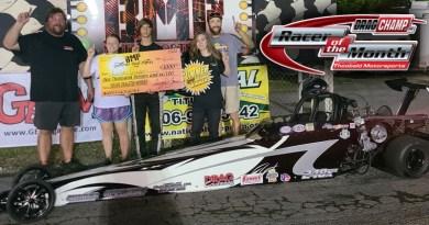 Logan Grayson June Jr Racer of the Month