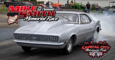 Mike Smith Memorial