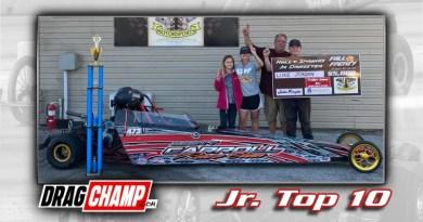 DragChamp Jr Racer Top 10 List with Luke Jordan