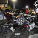 Horrific Crash at Big Dawg Shootout, Mobile, Dragway
