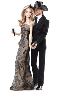 Country Music Barbie Dolls