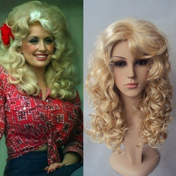 Dolly Parton Halloween Costume The Wig The Dress The