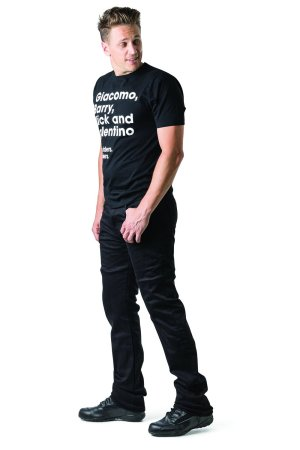 Kevlar motorcycle jeans DRAGGIN NEXT GEN MEN'S front