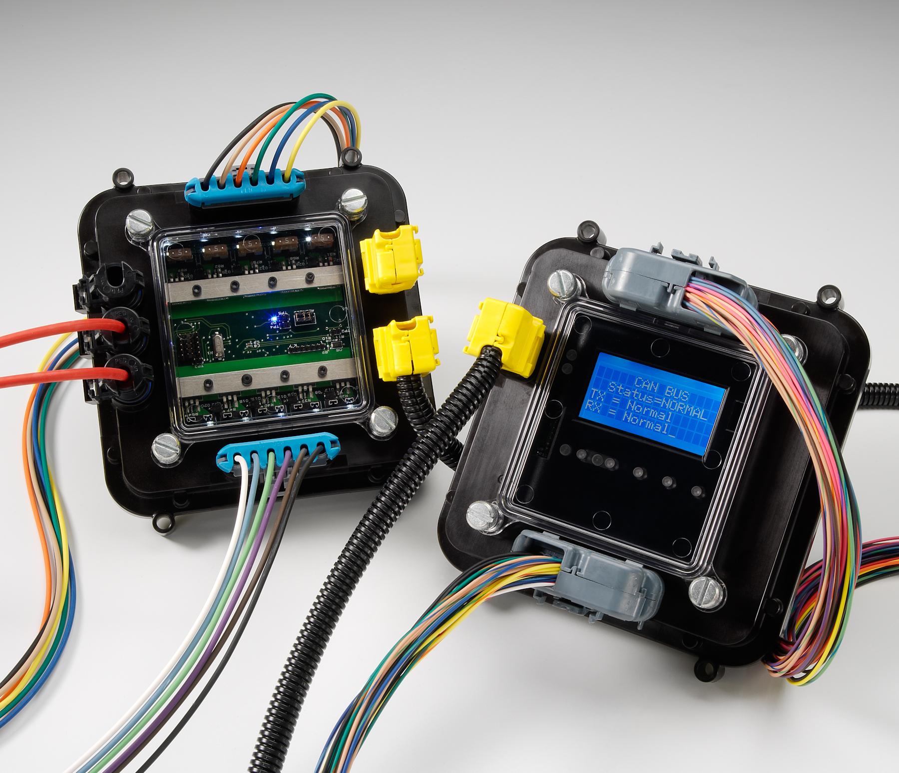 drag car wiring schematic [ 1800 x 1549 Pixel ]