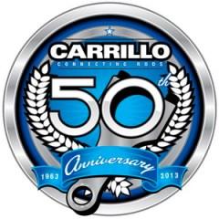 Carrillo50th_Logo