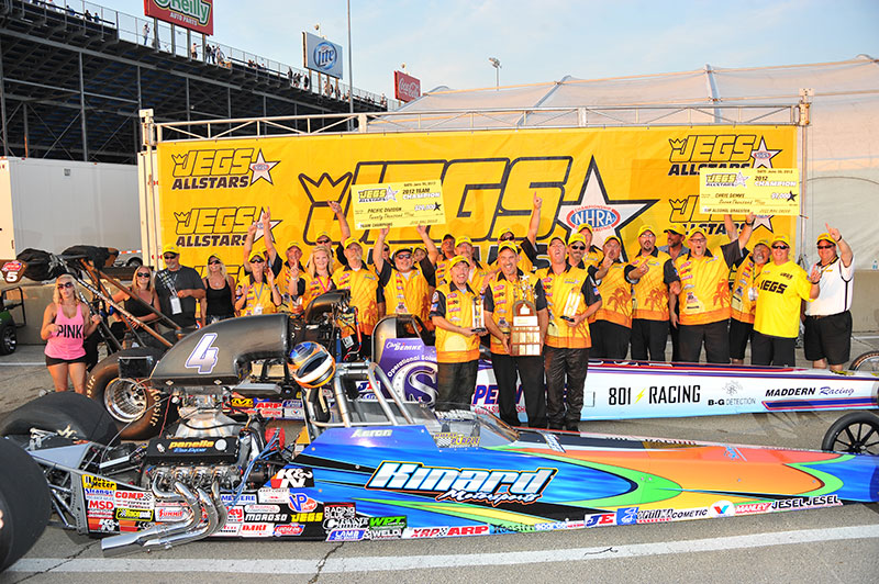 NHRA's Sportsman Stars Head to Chicago for JEGS Allstars Competition