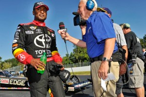 Antron Brown and Gary Gerould