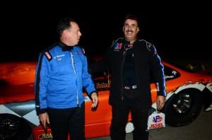 John Pluchino (right) and John Montecalvo