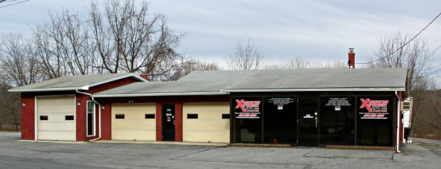 Xtreme Outlaw Chassiworks' new shop.