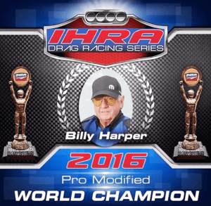 Harper champion