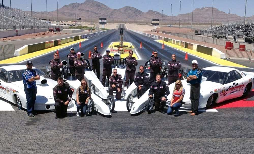 Frank Hawley's Drag Racing School Returning to Las Vegas in
