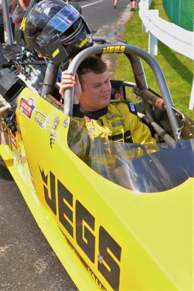 Team JEGS Racers Headed To SFG Buckeye Bracket Bash – Drag