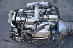 RB25DET Series 2 5 Speed and Auto