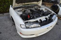JDM S14 Silvia Kouki K's Turbo