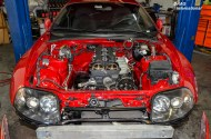 JZA80 Full 6 Speed 734HP Conversion