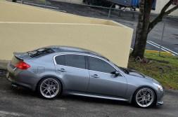 2011 Infiniti G37XS - ADV.1 / Ark / BC Racing
