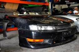 JDM S14 Kouki Aero Front End with Lip. RARE!