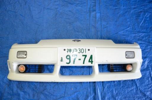 180SX Type X JDM Front Bumper RPS13